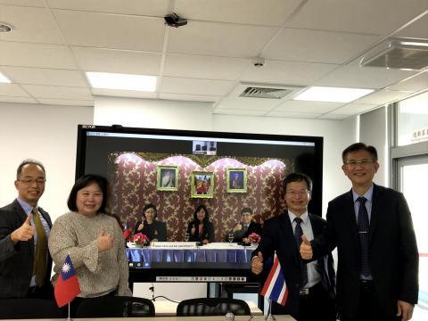中醫學院與泰國清萊皇太后大學6.jpg